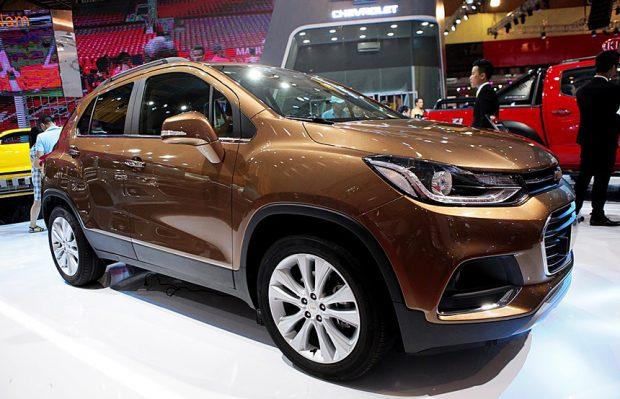 GM Việt Nam chính thức tham gia phân khúc SUV cỡ nhỏ tại thị trường Việt Nam