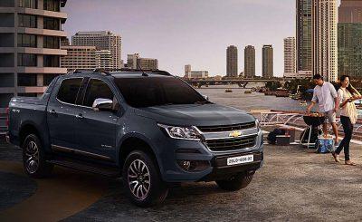 Chevrolet Colorado Mới - Khuyến mãi & Báo giá