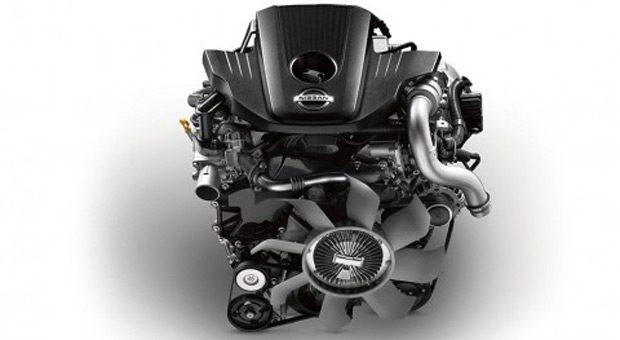 Động cơ diesel 2.5L