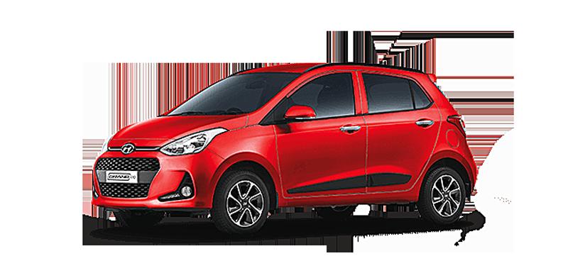 Hyundai Grand I10 2017 màu đỏ