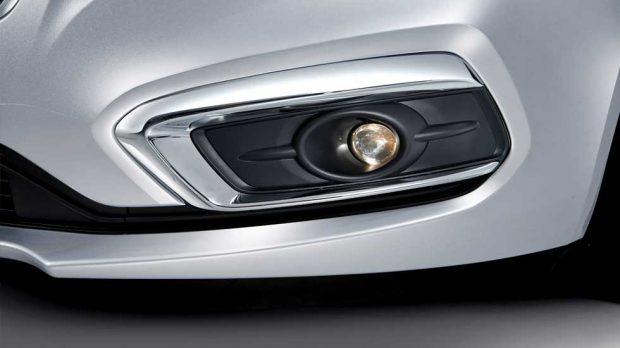 Nội thất da sang trọng là sự nâng cấp đáng giá trên phiên bản LT, tăng vẻ sang trọng, cao cấp cho xe đồng thời tạo sự thoải mái cho người lái và hành khách