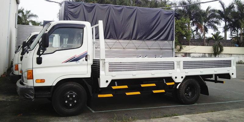 Đội xe tải lớn nhỏ (750kg - 20 tấn) nhận vận chuyển trong và ngoài Tp. Cần Thơ.