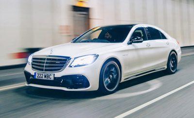 Mercedes S-Class avatar