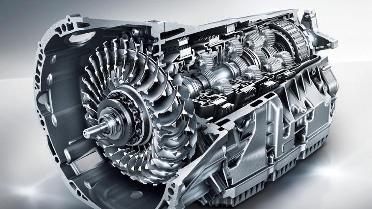 Động cơ 9G-TRONIC