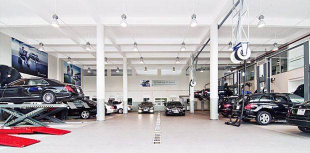 Mercedes-Benz niềm tự hào của đẳng cấp Đức