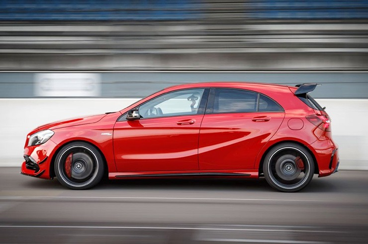 Mercedes AMG A 45 4MATIC avatar2