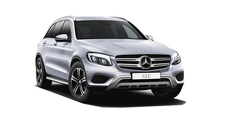 Mercedes GLC 250 4MATIC 2017