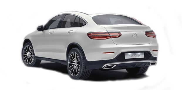 Mercedes GLC 300 4MATIC Coupe 2017