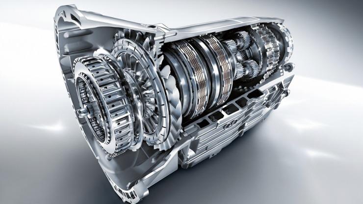 Mercedes GLE động cơ