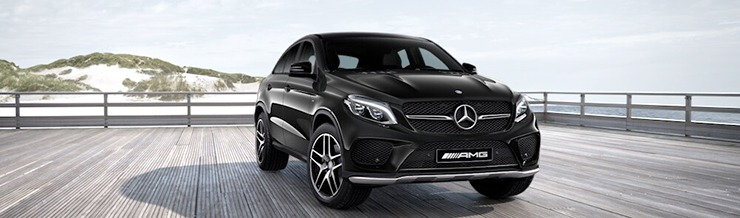 Mercedes GLE Coupe Color 5