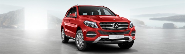 Mercedes GLE color 1