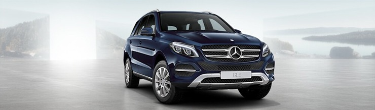 Mercedes GLE color 3