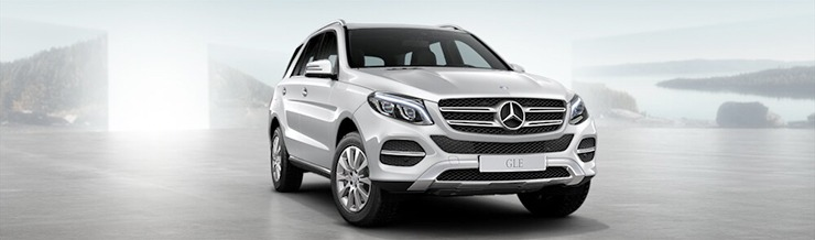 Mercedes GLE color 4
