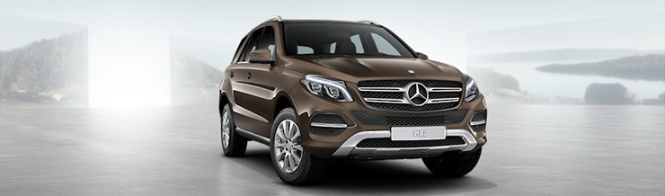 Mercedes GLE color 6