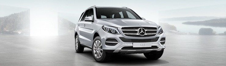 Mercedes GLE color 8