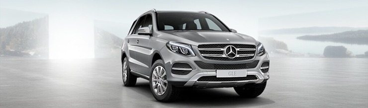 Mercedes GLE color 9