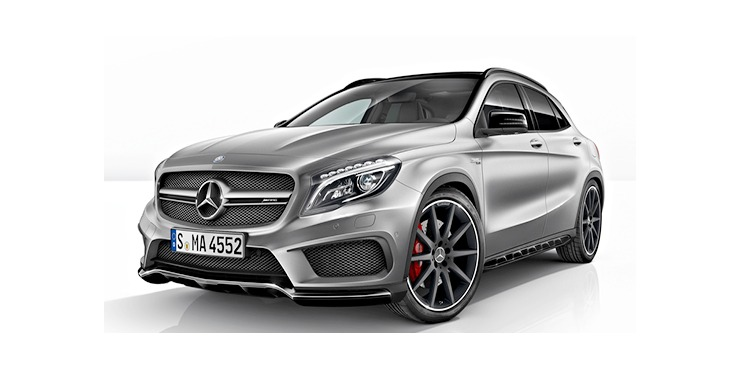 Mercedes AMG A 45 4matic avatar