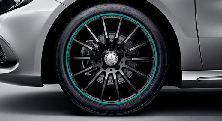 Mercedes A200 ngoại thất 1