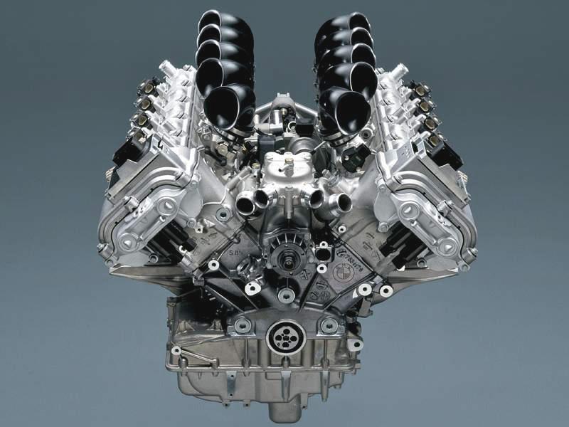 Động cơ V10 - Thông số kỹ thuật xe ô tô