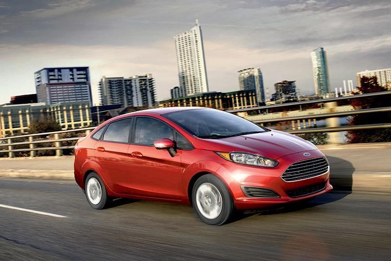 Ford Fiesta - Dòng xe phân khúc B được ưa chuộng tại Việt Nam