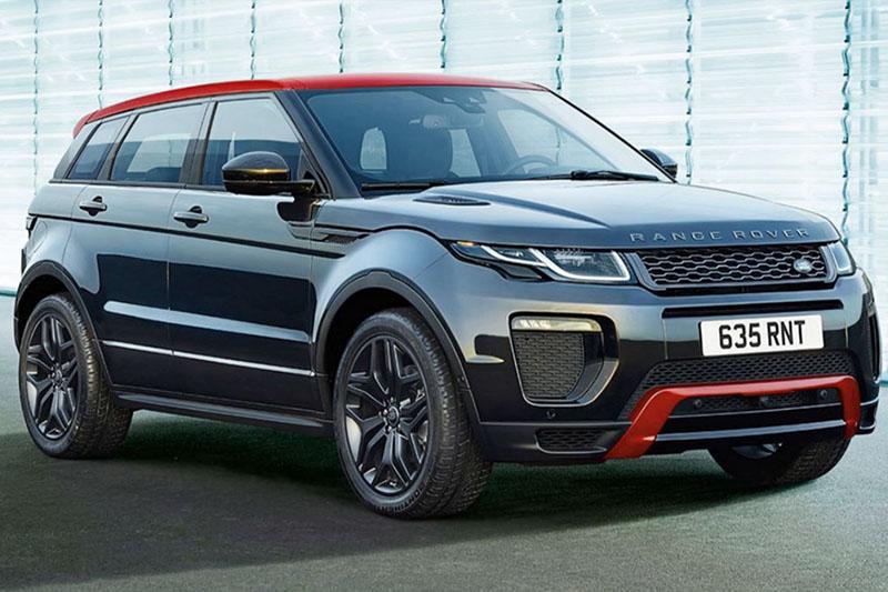 Range Rover - mẫu SUV đầy sang trọng, mạnh mẽ