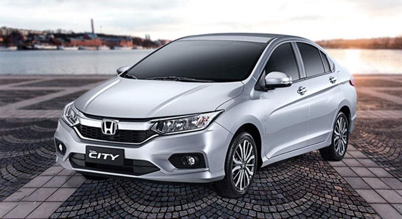 Honda City - TOP 10 mẫu Sedan hạng C bán chạy nhất tại Việt Nam