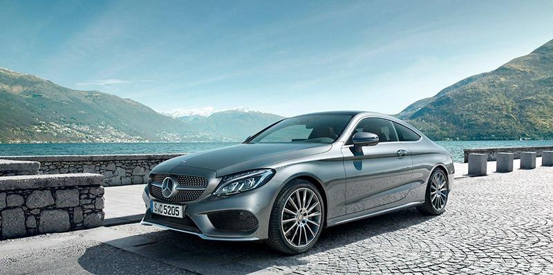 Mercedes C-class - dòng xe phân khúc E sang trọng và thể thao