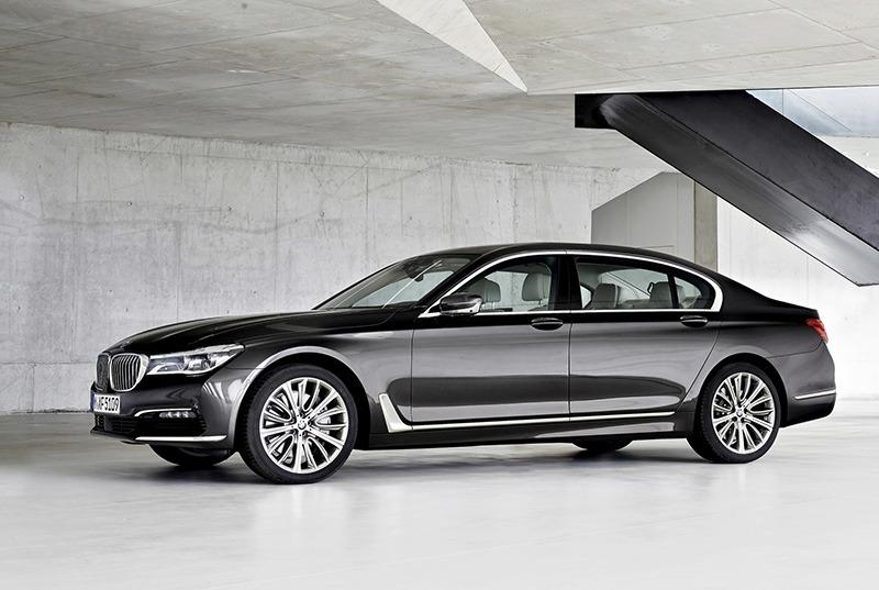 BMW Series 7 - quán quân thế giới của phân khúc F năm 2017