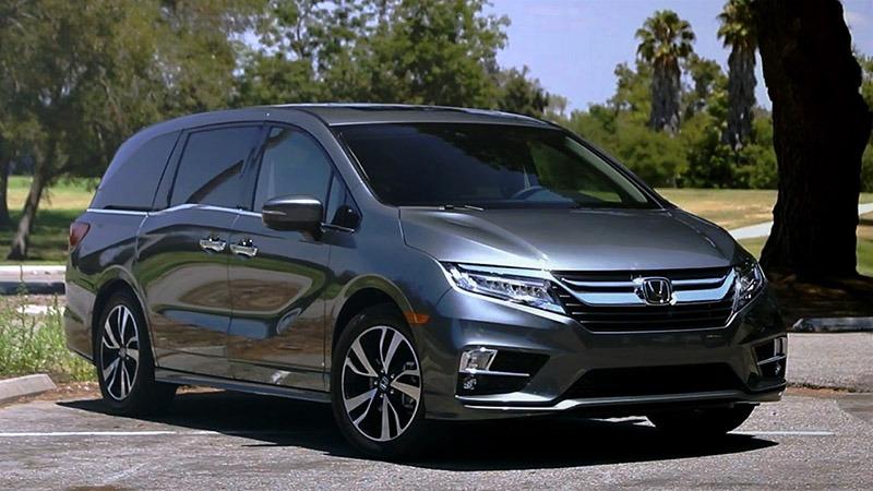 Honda Odyssey - dòng xe đa dụng cao cấp của phân khúc M