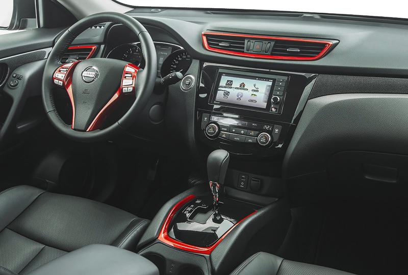Nội thất Nissan X-Trail