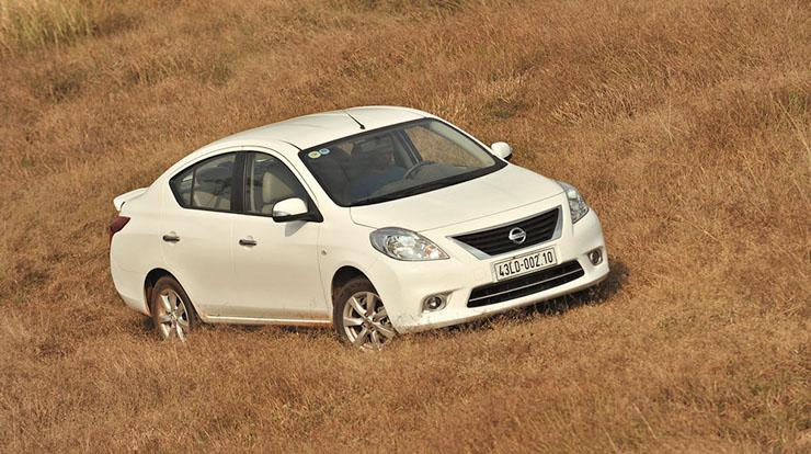 Nissan Sunny TX