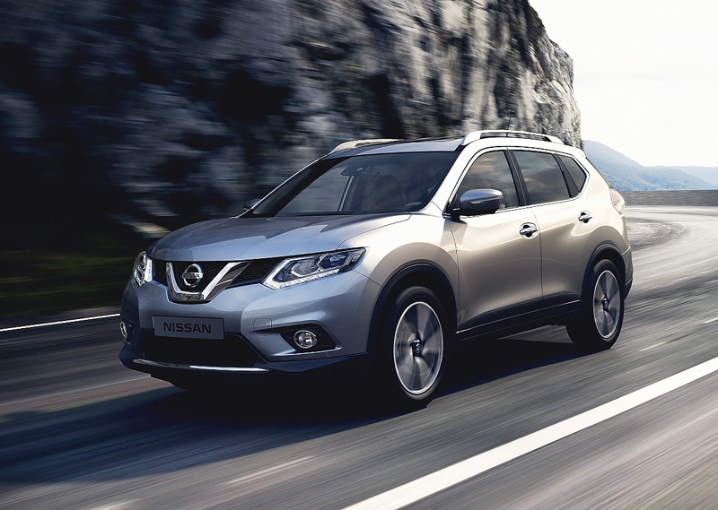 Ngoại thất Nissan X-Trail