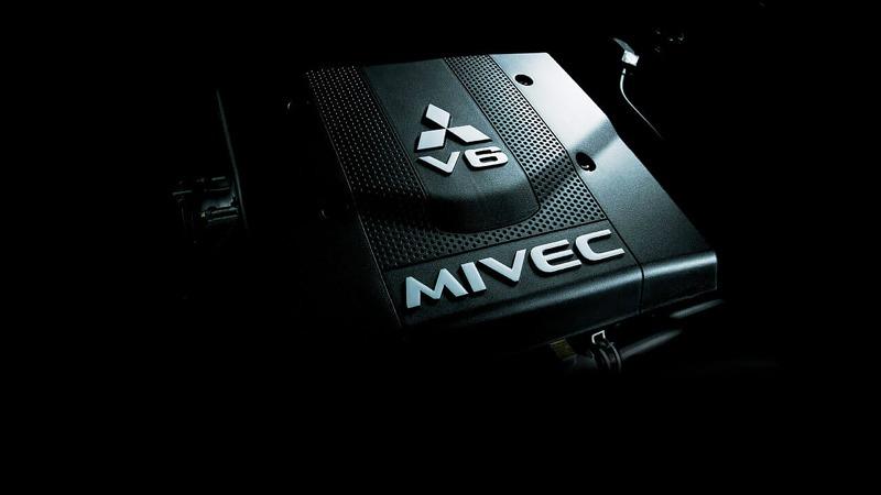 Động cơ MIVEC V6 Pajero 2017