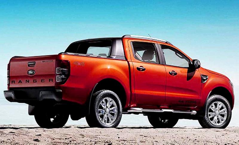 Ford Ranger - mẫu pick-up bán chạy nhất Việt Nam