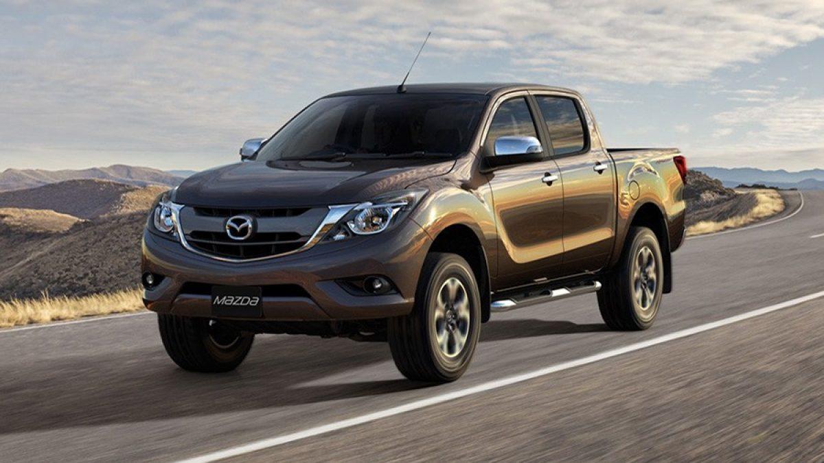 Xe bán tải Mazda BT-50: Thông số - Báo giá & Khuyến mãi | Cần Thơ Auto