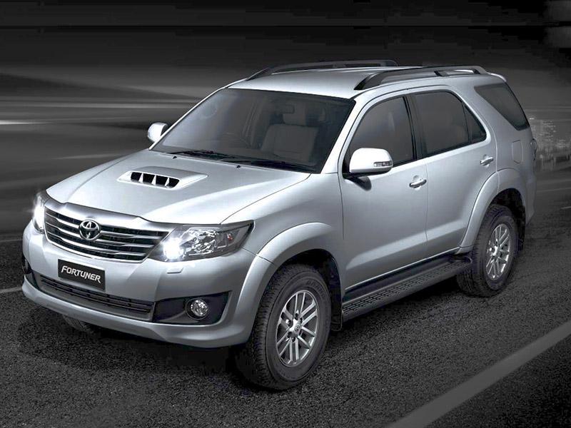 Toyota Futurner - xe thể thao đa dụng bán chạy nhất Việt Nam