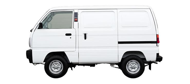 suzuki super carry van thùng xe