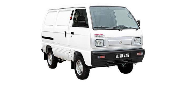 suzuki super carry van đầu xe