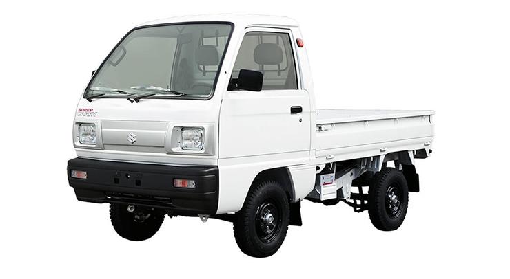 Super carry truck đầu xe