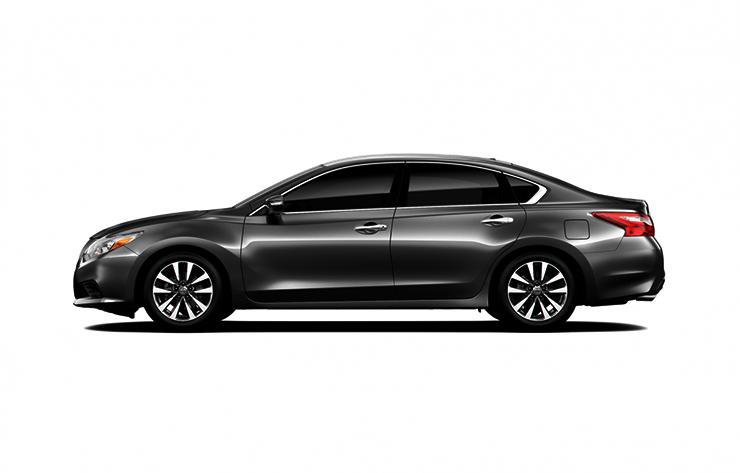 Nissan Teana màu xám