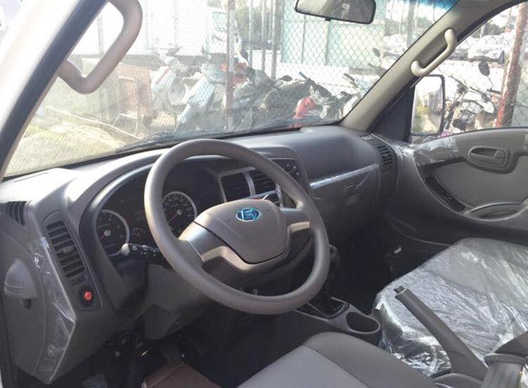 Hyundai Porter H150 vô lăng