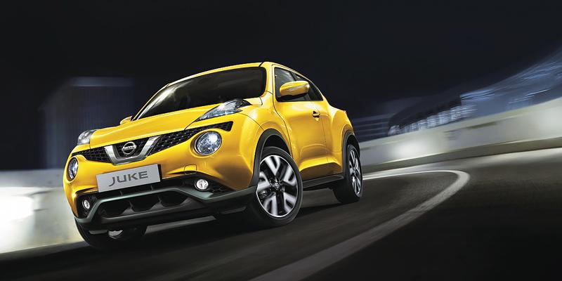 Ngoại thất Nissan Juke