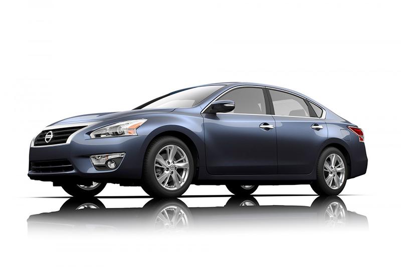 Nissan Teana thân xe