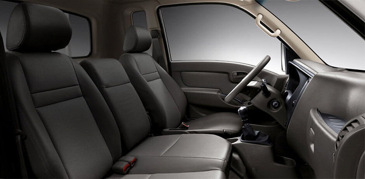 Hyundai Porter H150 ghế ngồi