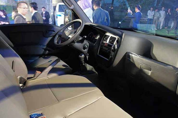 Hyundai Porter H150 tablo