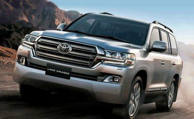 Toyota Land Cruiser mới - Đại lý Toyota Ninh Kiều - Cần Thơ