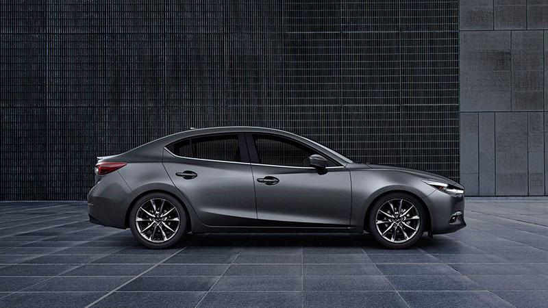 Mazda 3 nhược điểm