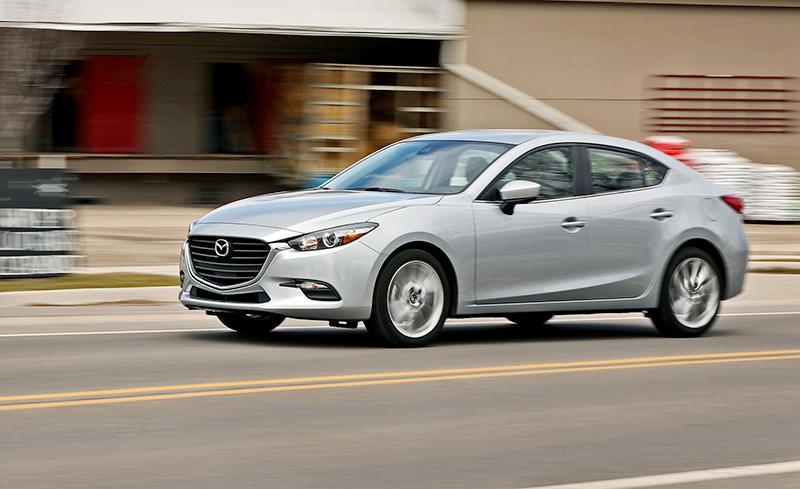 Mazda 3 ưu điểm