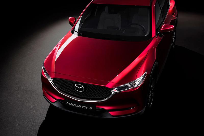 Mazda CX-5 tong ket