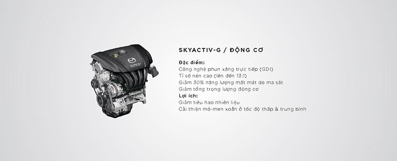 Động cơ Mazda 6